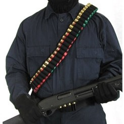 Shotgun Shell Bandolier